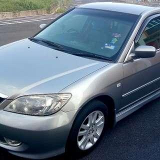 Honda Civic ET Auto (2.0)