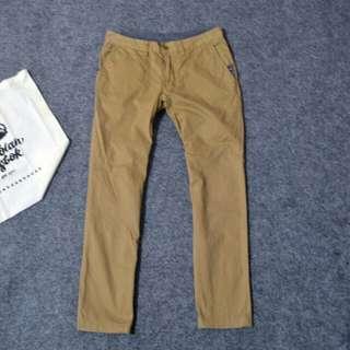 Takeko Kikuchi chino pants