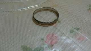 18白k戒指