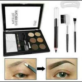 Eyebrow pallet