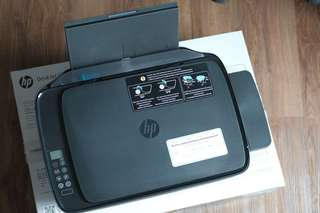 HP DeskJet GT 5820 AllinOne Wireless Photo Document Printer M2Q28A