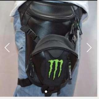 Motorbike leg bag