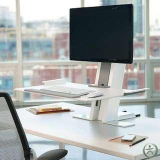 Humanscale Quickstand sit stand desk 升降桌