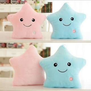 Cushion Pillow LED Star