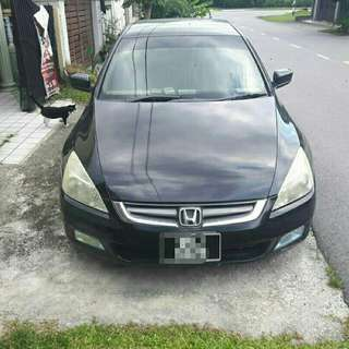 Honda accord 2.4Auto