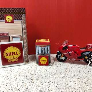 Ducati Motorcycle & Shell Gift