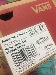 Sepatu baru Vans (Ori)