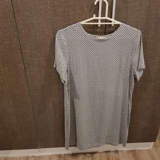 H & M Printed Dress