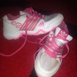 Adidas ax2 pink