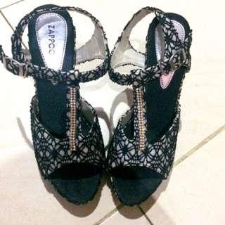 High heels zappo