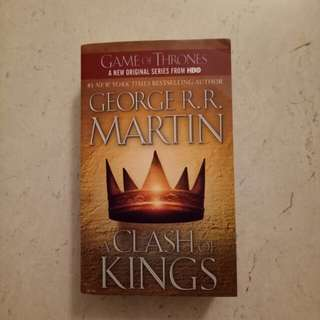 Clash of Kings (George R. R. Martin)