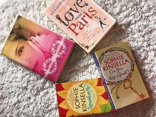 Sophie Kinsella, Alexandra Potter, Avery Williams