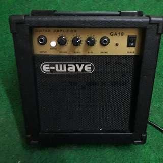 E - Wave amp