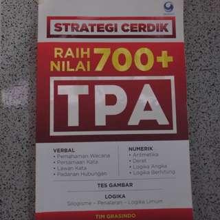 Buku TPA Untuk Latihan SBMPTN