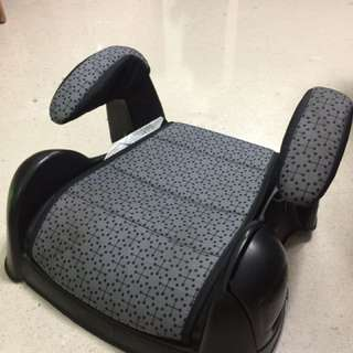 Child Booster Seat with Cup Holder