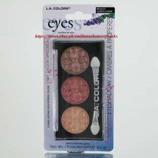 L.A.3 LONG LASTING, RICH INTENSE COLORS EYESHADOWS #BES622 SUNFLOWER