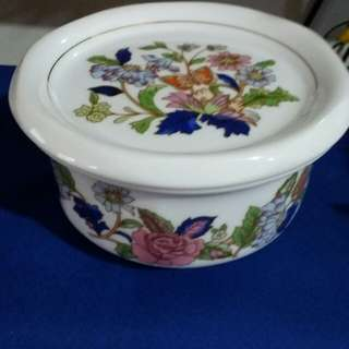 Bowl with cover from japan