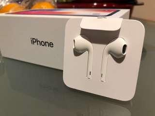 [全新]Iphonex 跟機lightning耳機
