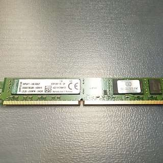 Kingston DDR3 8G 1600 聯強