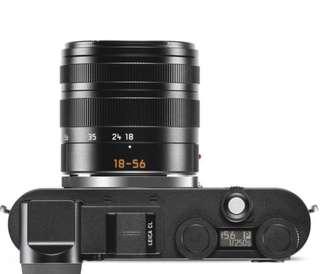 Leica CL Vario Kit 18-56mm f/3.5 - 5.6 ASPH (19305)