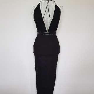 Madame X Black Dress