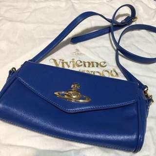 Vivienne Westwood Divina Clutch 95% New