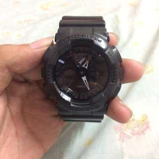 GShock GA 120BB (Limited Edition)