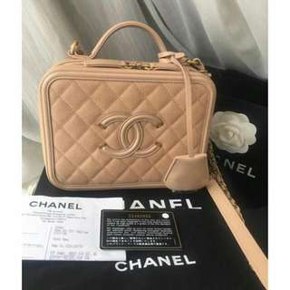 TAS CHANEL VANITY CASE