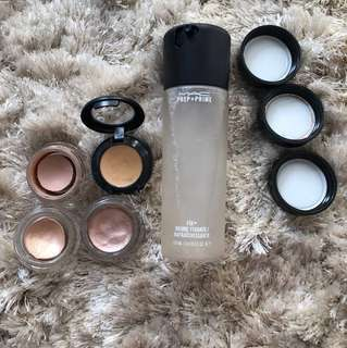 REPRICED‼️ Preloved Mac Make up Bundle
