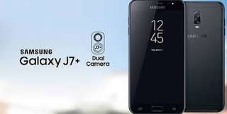 Bisa kredit samsung galaxy J7 plus nya