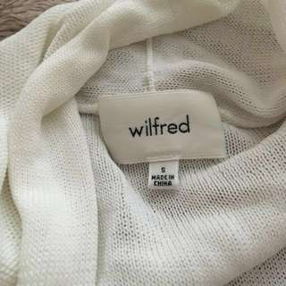 Wilfred White Cardigan *REDUCED*