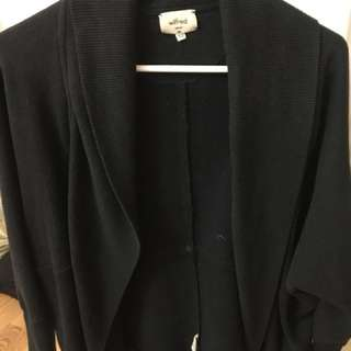 Wilfred Charcoal Cardigan*REDUCED $20*