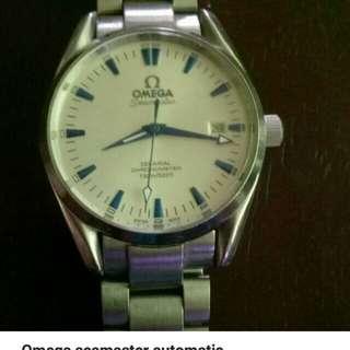 Omega sea master automatic (copy)