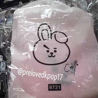 [READY STOCK] BTS UNOFFICIAL BT21 MERCHANDISE