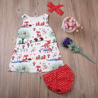 Baby Girl Set (PROMO PRICE)