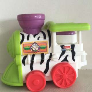 Fosher price safari toys