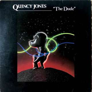 Quincy Jones Vinyl Record