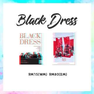 Preorder - CLC Black Dress