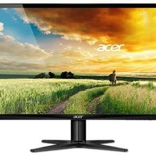 """Brand new acer g277hl 27"""" full hd monitor"""