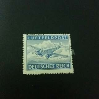 德國空郵新票