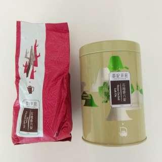 全新英記茶莊石地香六安150克鐵罐裝 Brand New Ying Kee Tea HouseStone Orchid Luk On (150g/tin)