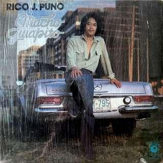 Rico J Puno Vinyl Record