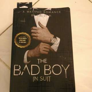 The Bad Boy In Suit (fix price, no nego,hrg exclude ongkir)