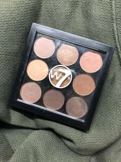 W7 Naughty Nine Eyeshadow Palette in Arabian Nights
