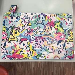 Brand new with tag Tokidoki floor mat - Unicorno design