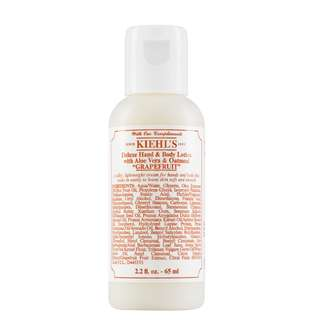 Kiehl Deluxe Hand and Body lotion with Aloe Vera & Oatmeal