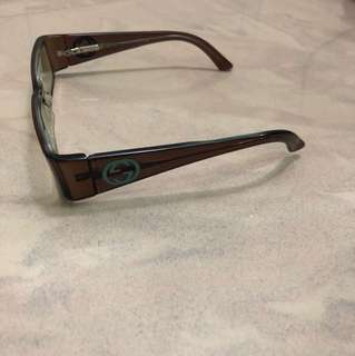 Gucci度數眼鏡