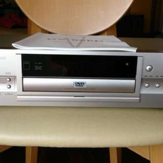 Pioneer DVD Player (DV-626D)