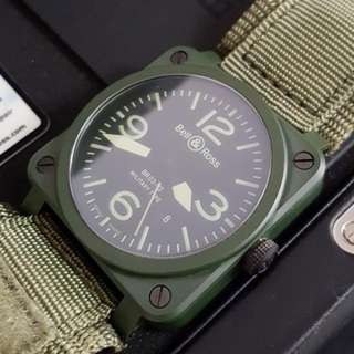 Bell & Ross Military Ceramic (BR03-92)