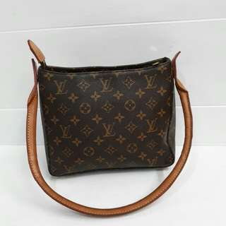 LV looping mono authentic preloved